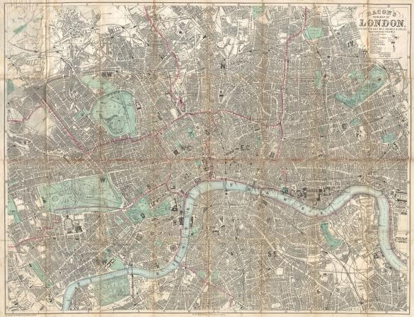 1890_bacon_travelers_pocket_map_of_london_england_-_geographicus_-_london-bacon-1890