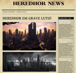 HEREDHOR NEWS EDIÇÃO VII
