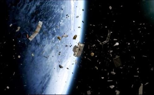 lixo-espacial