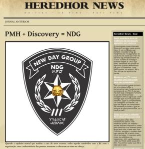 HEREDHOR NEWS EDIÇÃO VIII