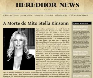 HEREDHOR NEWS EDIÇÃO II