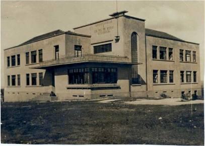 Grupo Escolar e Colônia de Férias Setembrina - 1942