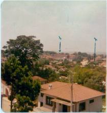 Vista parcial de Viamão - 1982